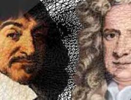 Descartes y Newton