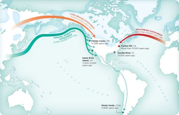 When Did Humans Come to the Americas - Smithsonian magazine