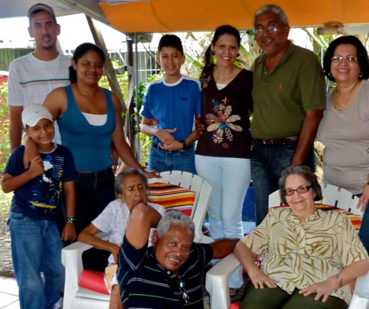 Image result for panamanian family on beach