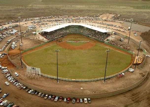 Estadio de Beisbol Madera