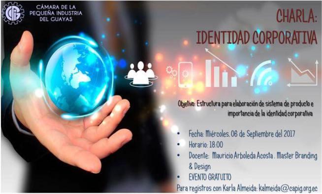 Conferencia Mauricio Arboleda 2017 Identidad Corporativa 01