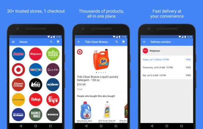 Google Express App 2017