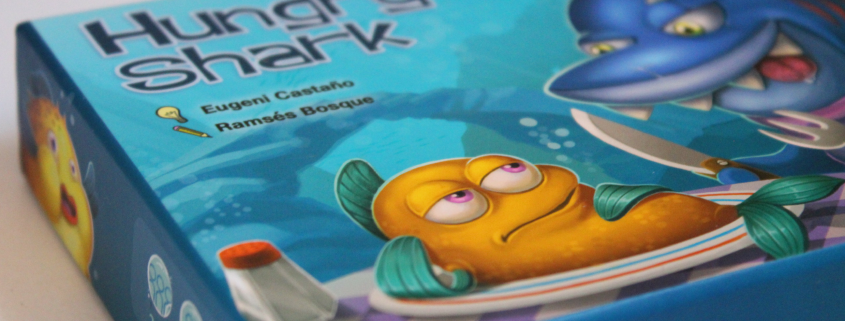 Hungry Shark - Atomo Games