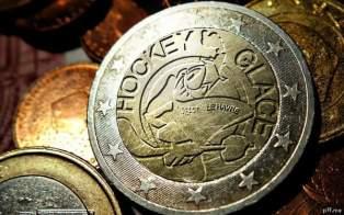 Accord signé avec la banque de France pour la fabrication et la mise en service de 2 000 000 de pièces de 2 € hors série à l'effigie du HAC Hockey sur glace