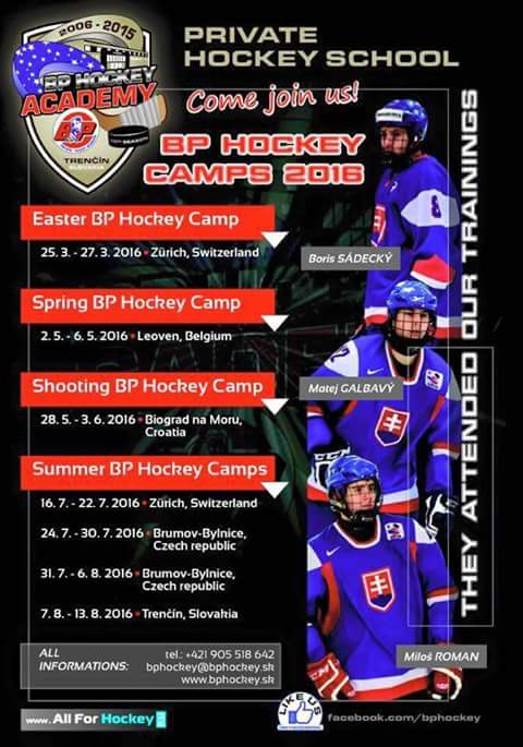 BP Hockey Camps