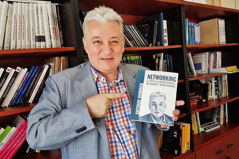 Antonio Domingo Networking Libro