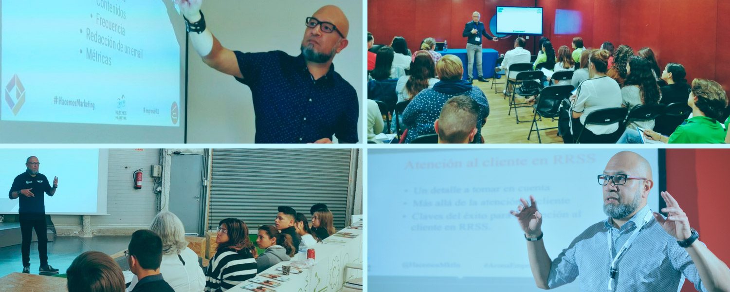 Hacemos Marketing-Workshops