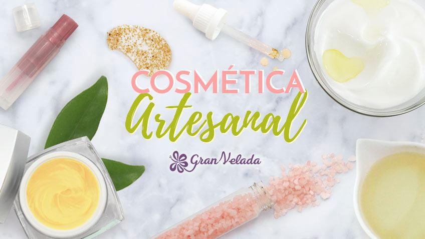 Productos para cosmetica artesanal