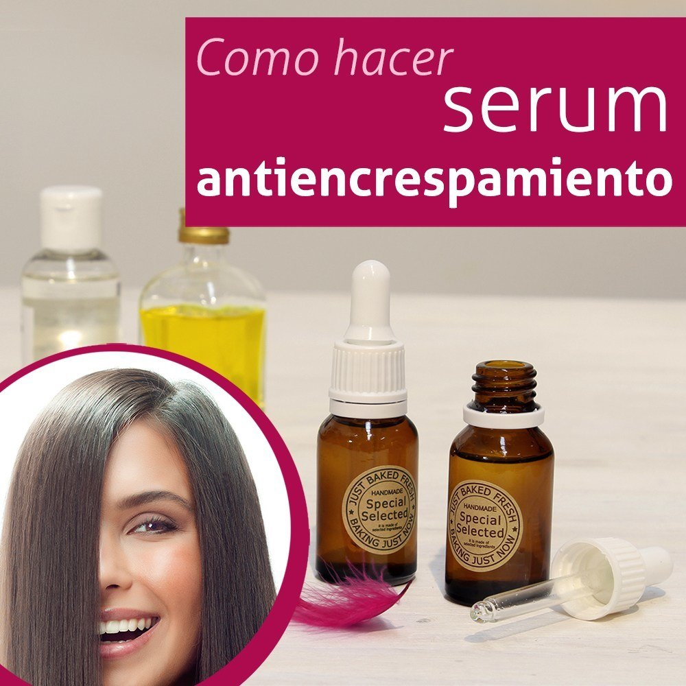 Sérum antiencrespamiento