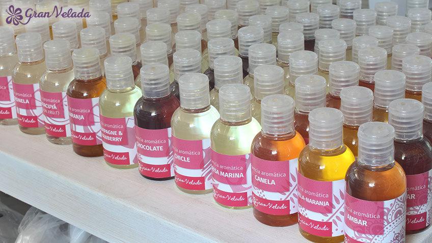 Esencias aromáticas para aromatizar tus creaciones de Cremas caseras.