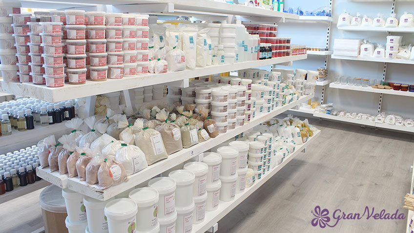 Imagen general de la tienda Gran Velada en nuestras instalaciones generales.
