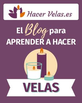 Aprende a hacer todo tipo de velas aromáticas, decorativas, coloridas o esotéricas en el blog de hacervelas.es
