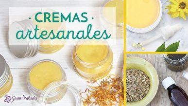 Tutorial con pomadas, aceites y cremas con plantas naturales caseras.