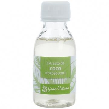 Extracto de coco