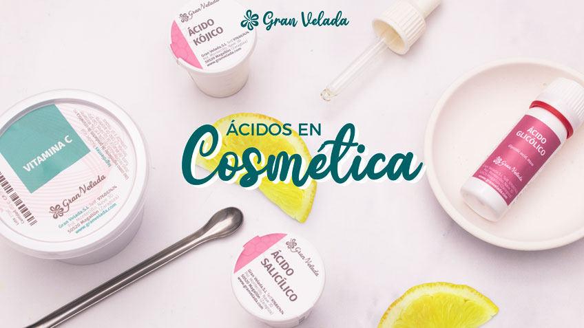 Acidos en cosmetica: cuales son y como usarlos