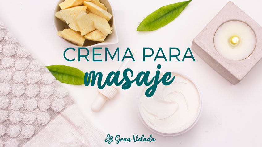 Crema para masajes