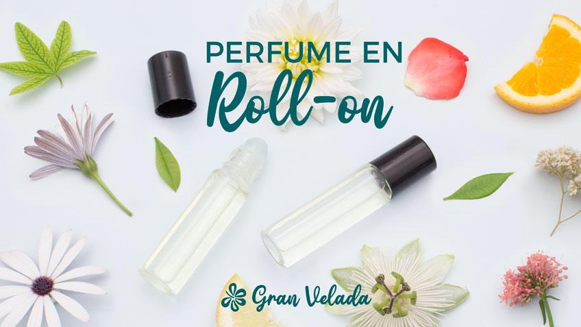 Perfume en roll on