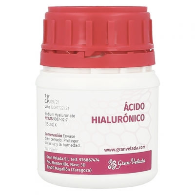 Acido hialuronico en polvo