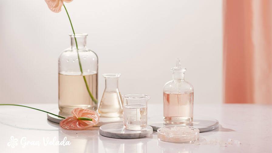 Aceites esenciales para aromaterapia