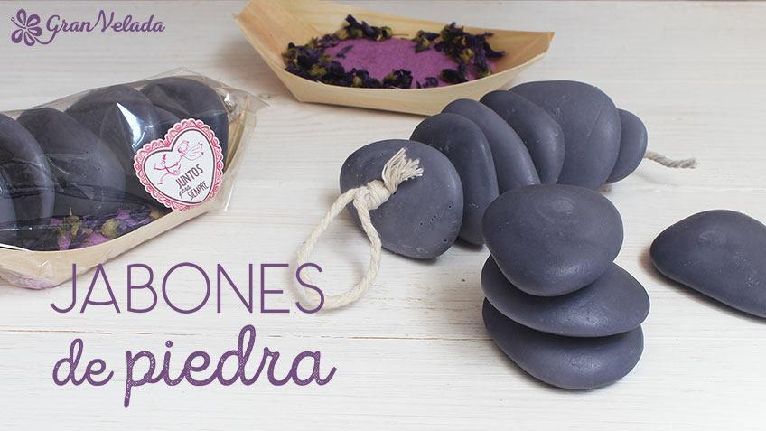 Tutorial para hacer piedras de jabon para detalles de boda