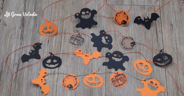 Decoracion Halloween casera