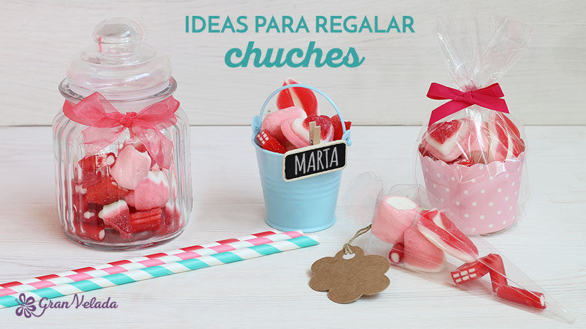 Chuches para amigo invisible