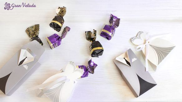Detalles de boda artesanales