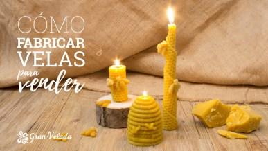 Como fabricar velas para vender