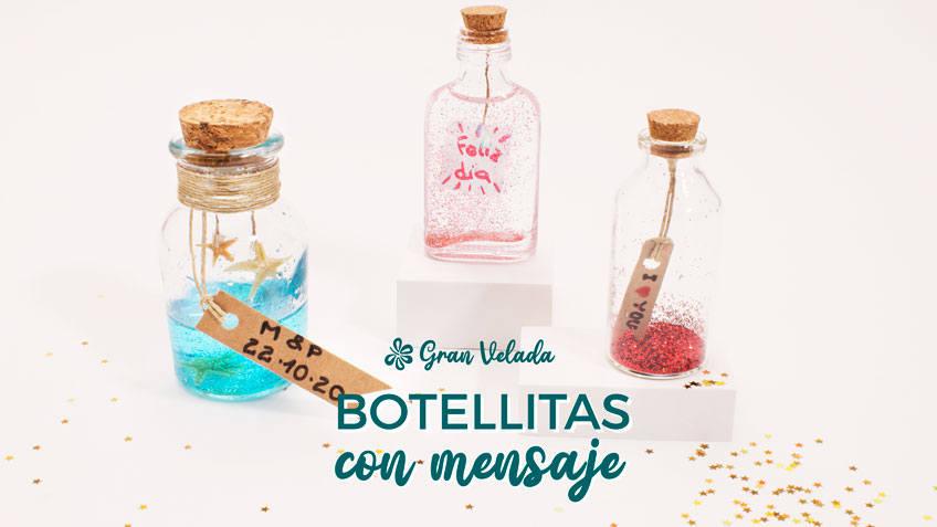 Botellas con mensaje