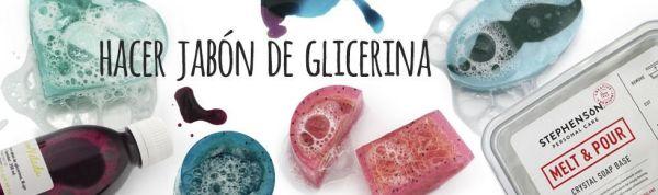 Materiales para hacer jabon de Glicerina