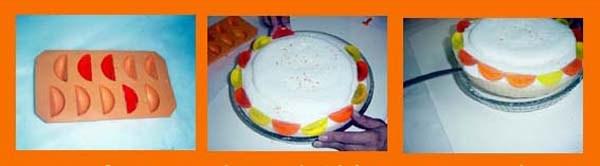Paso 7 Hacer jabon de tarta de merengue