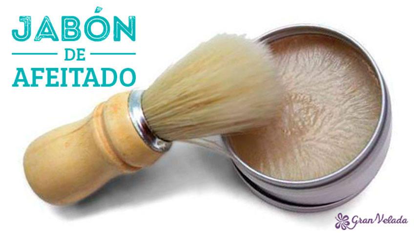 Hacer jabon de afeitar