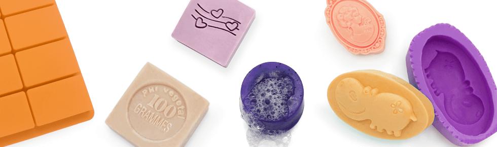 Moldes para hacer pastillas de jabon
