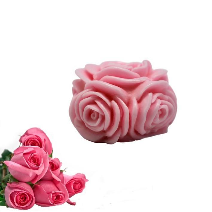 Hacer Jabón de Rositas