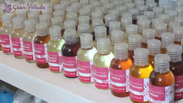 Esencias aromaticas, elige entre nuestras más de 500 referencias.
