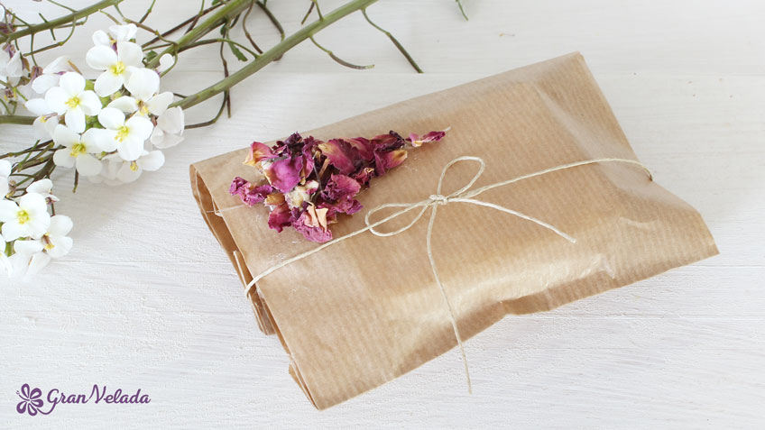 Packaging para bodas