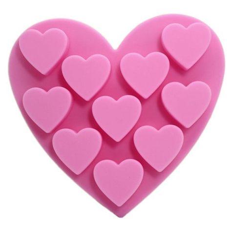 Diez corazones