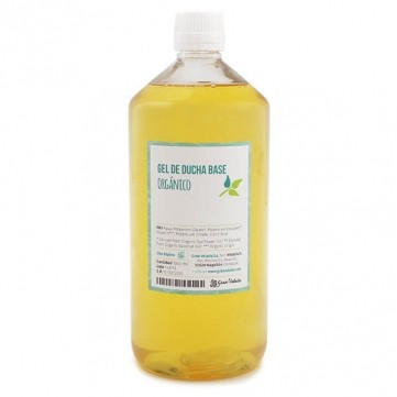 Gel de ducha orgánico