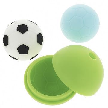 Molde de balón de fútbol