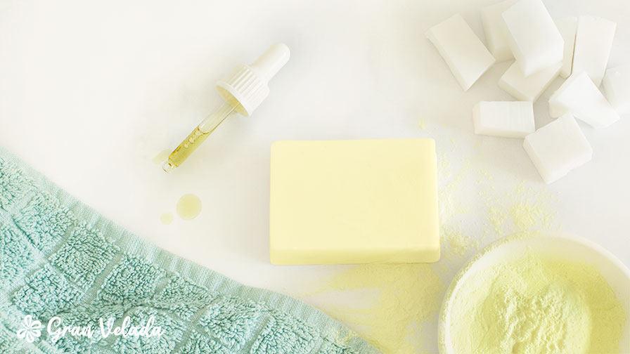 Jabon acne azufre