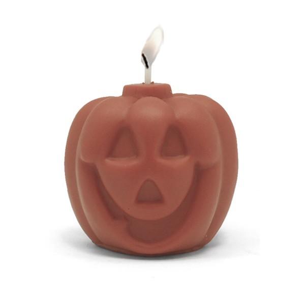 hacer velas halloween