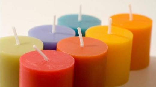 Colorantes para velas