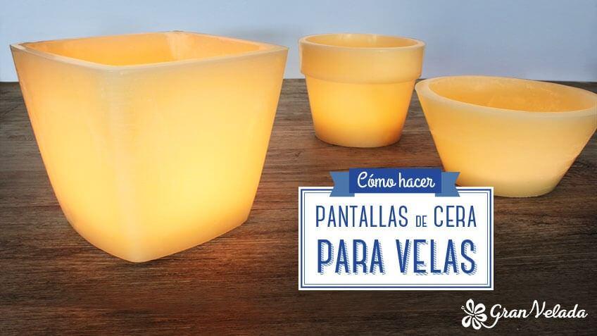 Imagen de Pantallas de Cera o Fanales