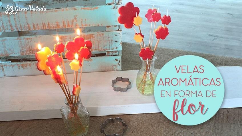 tutorial para hacer velas de flor aromticas en casa para decorar y perfumar