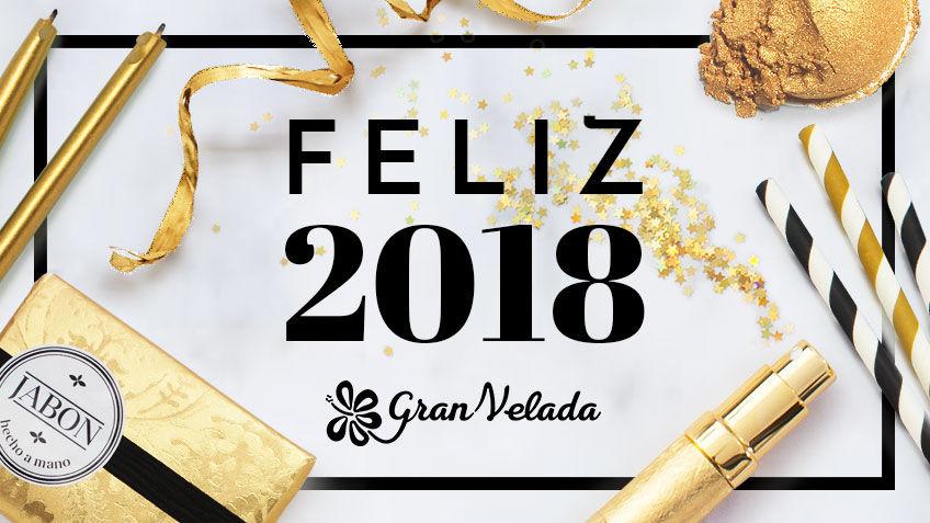 Feliz Año 2018 desde hacer velas