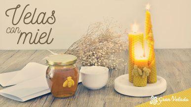 tutorial de rituales con velas de miel para el amor y el dinero
