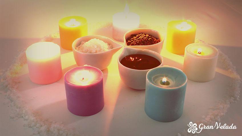 Velas esotericas para rituales