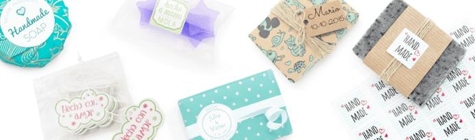Packaging para velas relajantes
