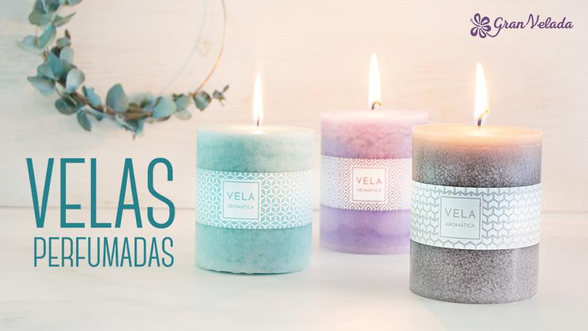 Tutorial para aprender como hacer velas perfumadas cilindricas en casa con paso a paso