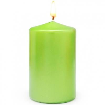 Verde manzana metalizado